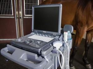 Modernes Ultraschallgerät